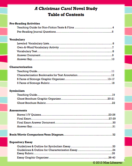 miss lifesaver   everything you need to help your students write an accompanying expository essay check out the table of contents for all the goodies that are included