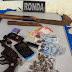 Giro pelo Estado: Polícia Militar apreende arma de fogo e droga na cidade de Icó