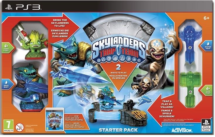 Skylanders Trap Team – PS3