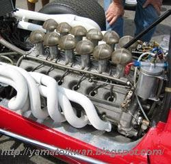 Mesin Ferrari