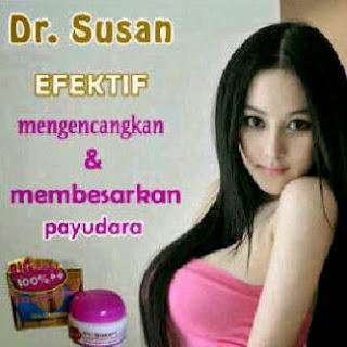 Cream DR SUSAN (Cream Pembesar Payudara)