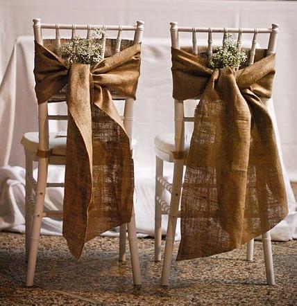 Con tela de saco on pinterest burlap burlap table - Tela de saco ...