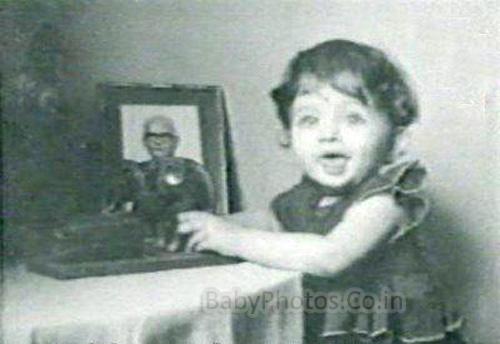 Aishwarya Rai Baby Pictures