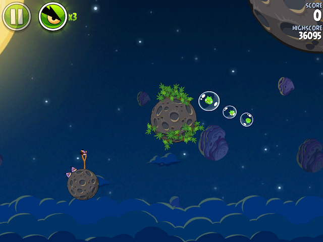 angry birds space imagem 3