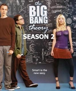 Big Bang Theory Season 2