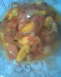 Ikan Masak Sos