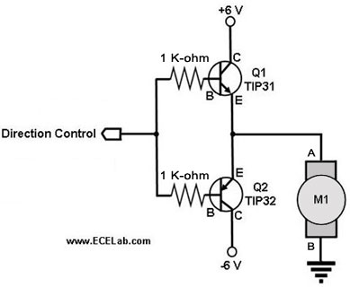 Ac Motor Driver Circuit on stepper motor wiring diagram