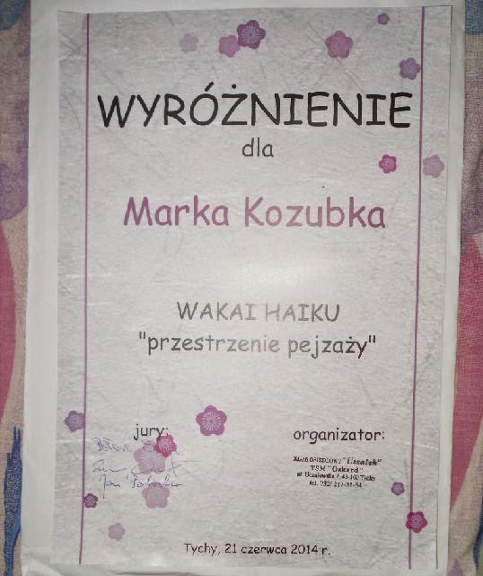 Wakai Haiku