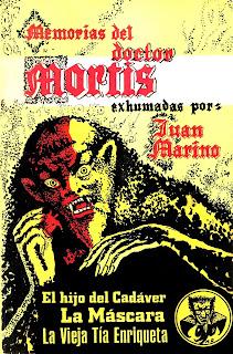 MEMORIAS DEL DOCTOR MORTIS TOMO 2