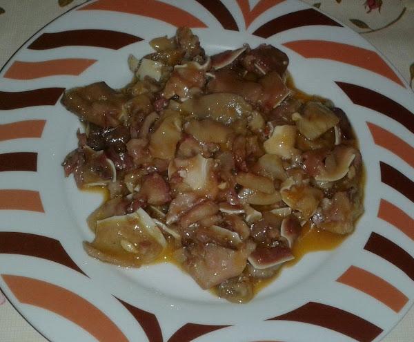 Oreja de cerdo cocinar en casa es for Cocinar patas de cerdo