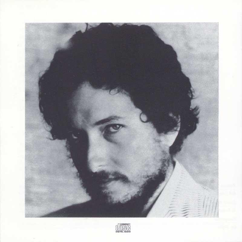 Bob Dylan - New Morning album cover