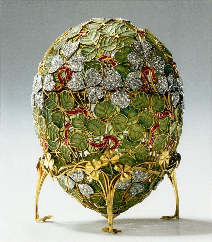 Fossils & Antiques: Faberge eggs