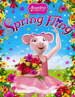 Angelina Ballerina: Spring Fling (2015)