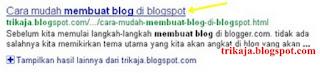 Merubah Title Blog dengan Title Postingan