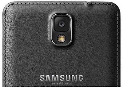 Samsung Galaxy Note III Resmi Meluncur dengan Spesifikasi RAM 3 GB