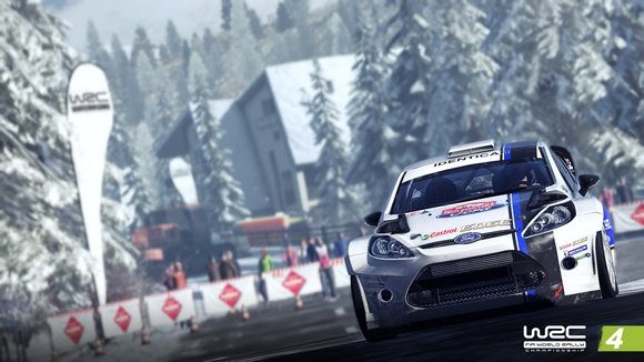 wrc 4 fia pc game screenshot 2 www.ovagames.com WRC 4 FIA World Rally Championship RELOADED