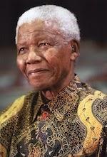 Nelson Mandela (1918 - 2013)
