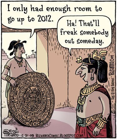 mayan calendar prediction