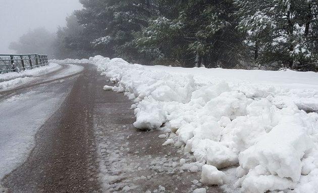 Εκτατό δελτίο καιρού: Έρχεται κακοκαιρία – Που θα χιονίσει την Τετάρτη
