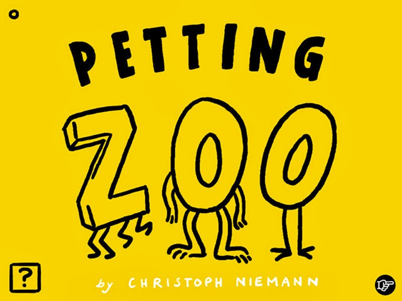 Petting Zoo de Christoph Niemann
