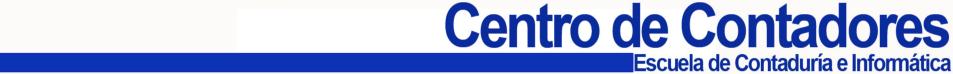 Centro de Contadores