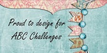 I design for ABC Challenges