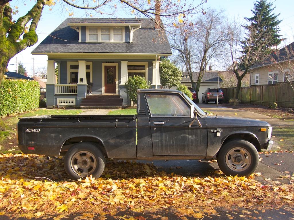 1979 Chevy Luv 4x4 Mikado 1980 Specs Chevrolet