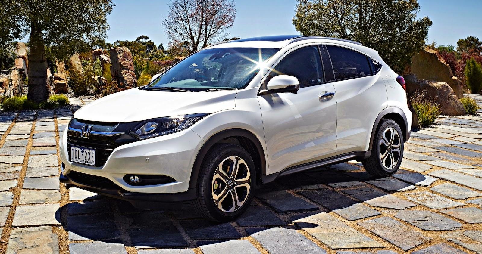 Honda HR-V , Mobil Bergengsi The Tahun 2015 di Otomotif Penghargaan 2015