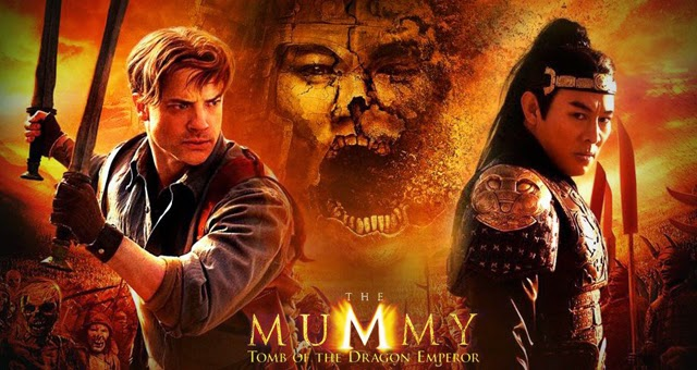 Xác Ướp 3: Lăng Mộ Tần Vương - The Mummy: Tomb Of The Dragon Emperor (2008)