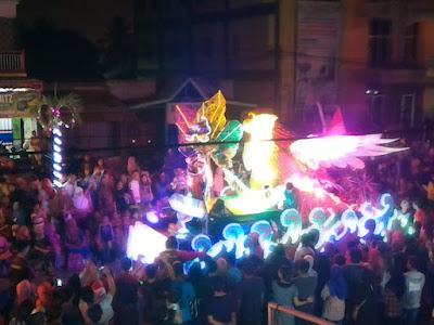 Bontang City Carnival 2015