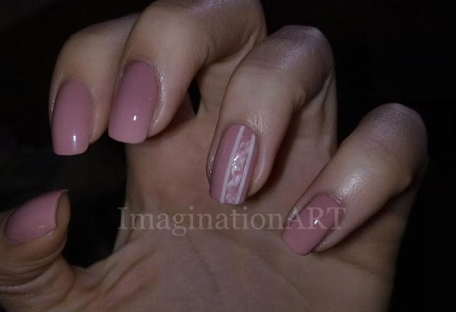 nail_art_rosa_bianco_pink_white