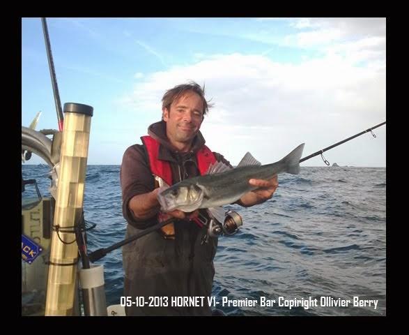 Pêche en mer Bretagne ; ollivier berry moniteur guide de pêche ; Montage de cannes ; Rodbuilding