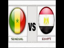 موعد مشاهدة مباراة مصر والسنغال match egypt vs senegal