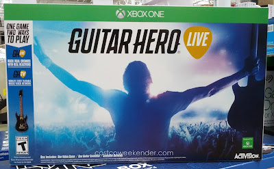 Rock out to your favorite artists' songs with the new Guitar Hero Live