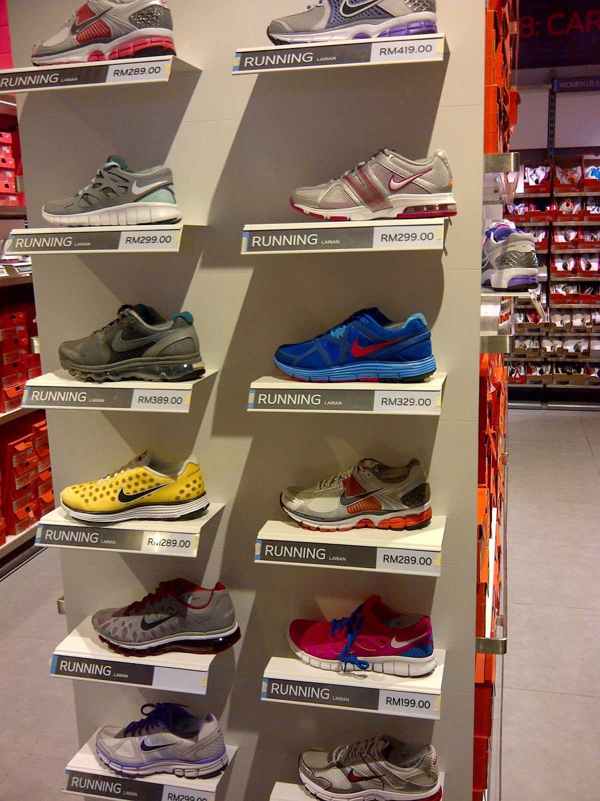 ... nike factory store johor premium outlet ...