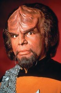 El teniente Worf