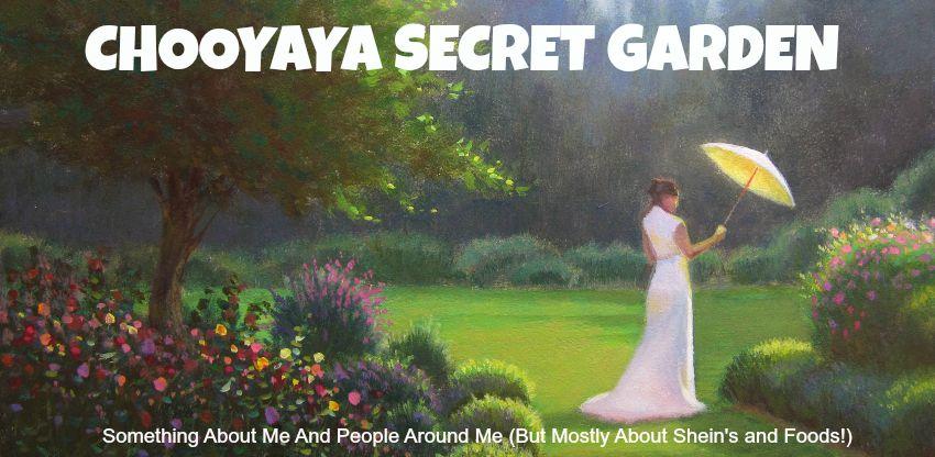 <center> Chooyaya Secret Garden </center>