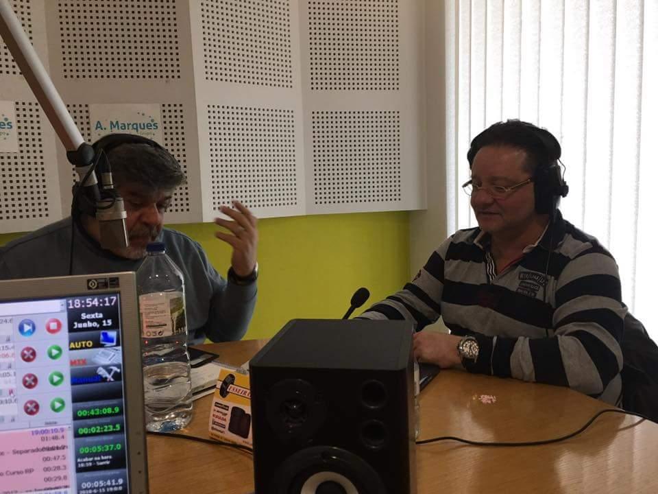2018: Paulo Cosmelli na Rádio Mais Oeste
