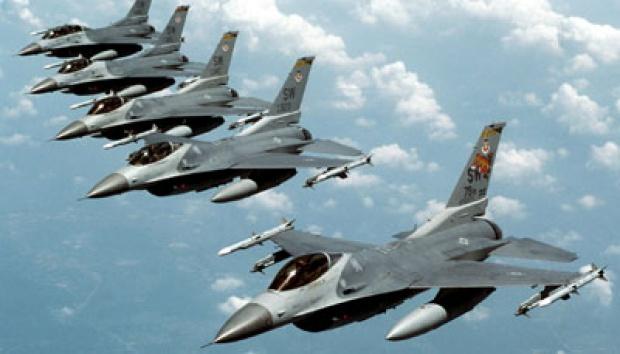 TNI AU Siapkan Infrastruktur Untuk Sambut 24 Pesawat F-16 Bekas Amerika