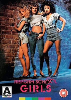 Reform School Girls DVD cover
