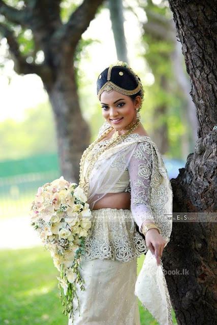 Srilankan Actress Prathiba Hettiarachchi Wedding Photos Sri Lankan Wedding Photo
