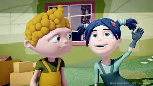 Nane ile Limon Trt Çocuk Oyunu