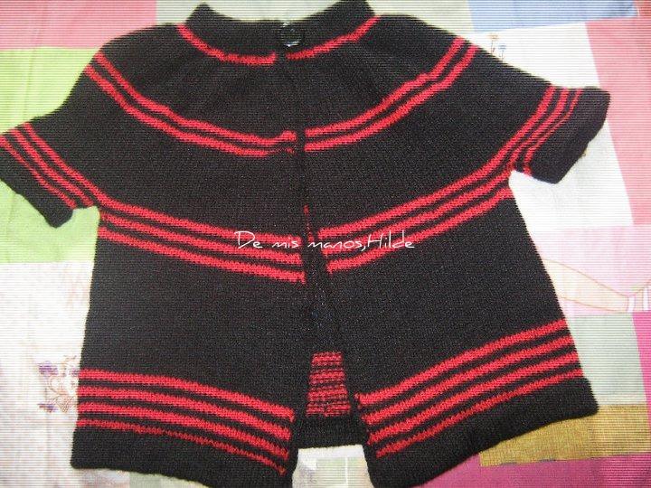 Chompas tejidos a mano para niños - Imagui