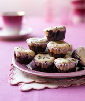 Prairie Perch: Recipe: Black Bottom Cupcakes