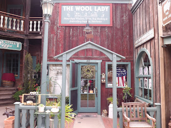 The Wool Lady, Temecula