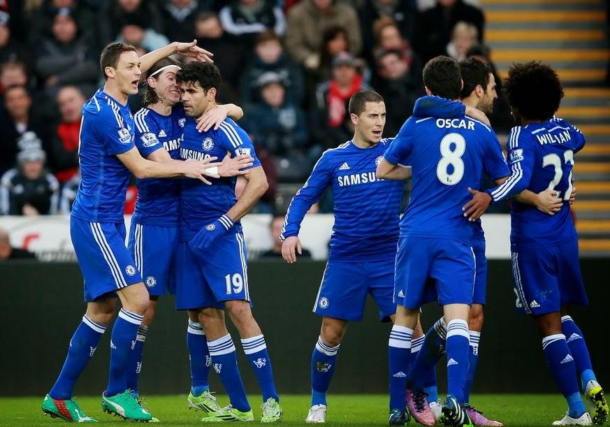 Preview Chelsea vs Man City