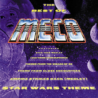 Meco - Star Wars Theme/Cantina Band - On The Best Of Meco Album (1977)