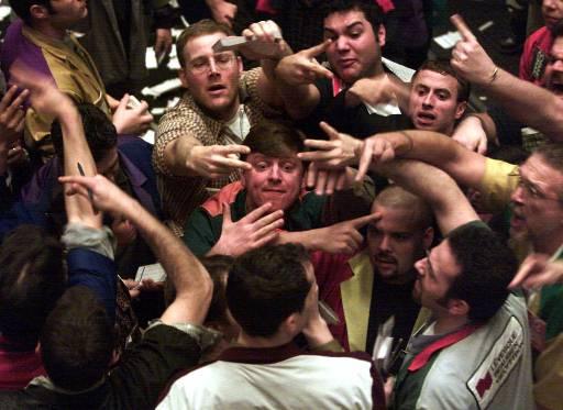 Happy Stock Trader