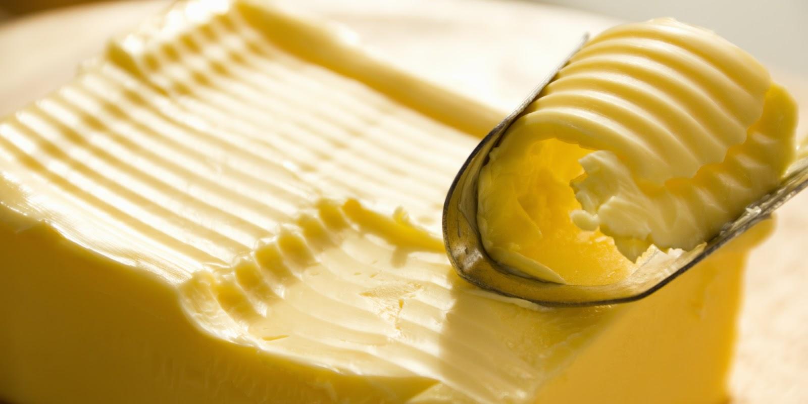 Se encuentra una mantequilla viva en el Lichaf