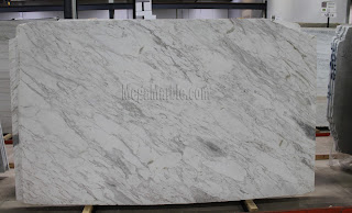 White Marble - Volakas Marble Slab in New York